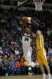 Charles Cooper - Photo Courtesy of Green Bay Athletics