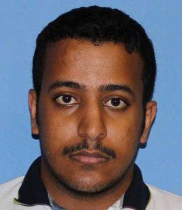 Hussain Saeed Alnahdi (Photo: UW Stout)