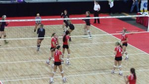WIAA State Volleyball