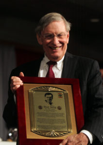 Bud Selig - Photo by Bill Greenblatt/UPI