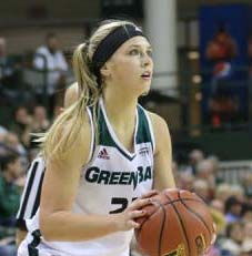 Green Bay rolls past Marquette
