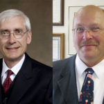 Evers leads Holtz in fundraising