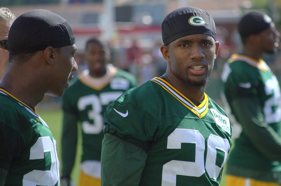 Packers acquire compensatory pick with loss of Hayward