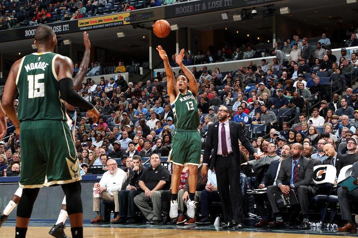 Brogdon powers Bucks past Celtics