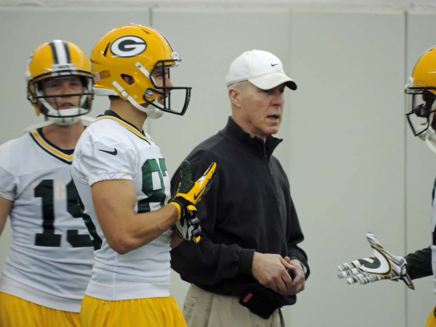 Packers looking for running back depth (AUDIO)