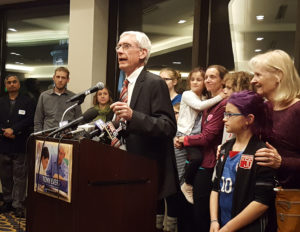 evers defeats holtz in state superintendent race wisconsin radio network. Black Bedroom Furniture Sets. Home Design Ideas