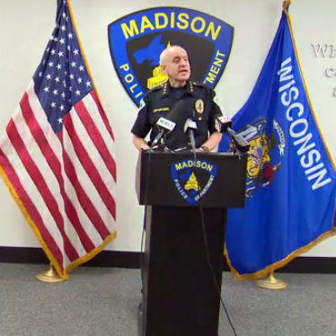Koval responds to rash of shots fired in Madison