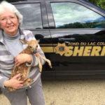 Fond du Lac County deputy saves fawn