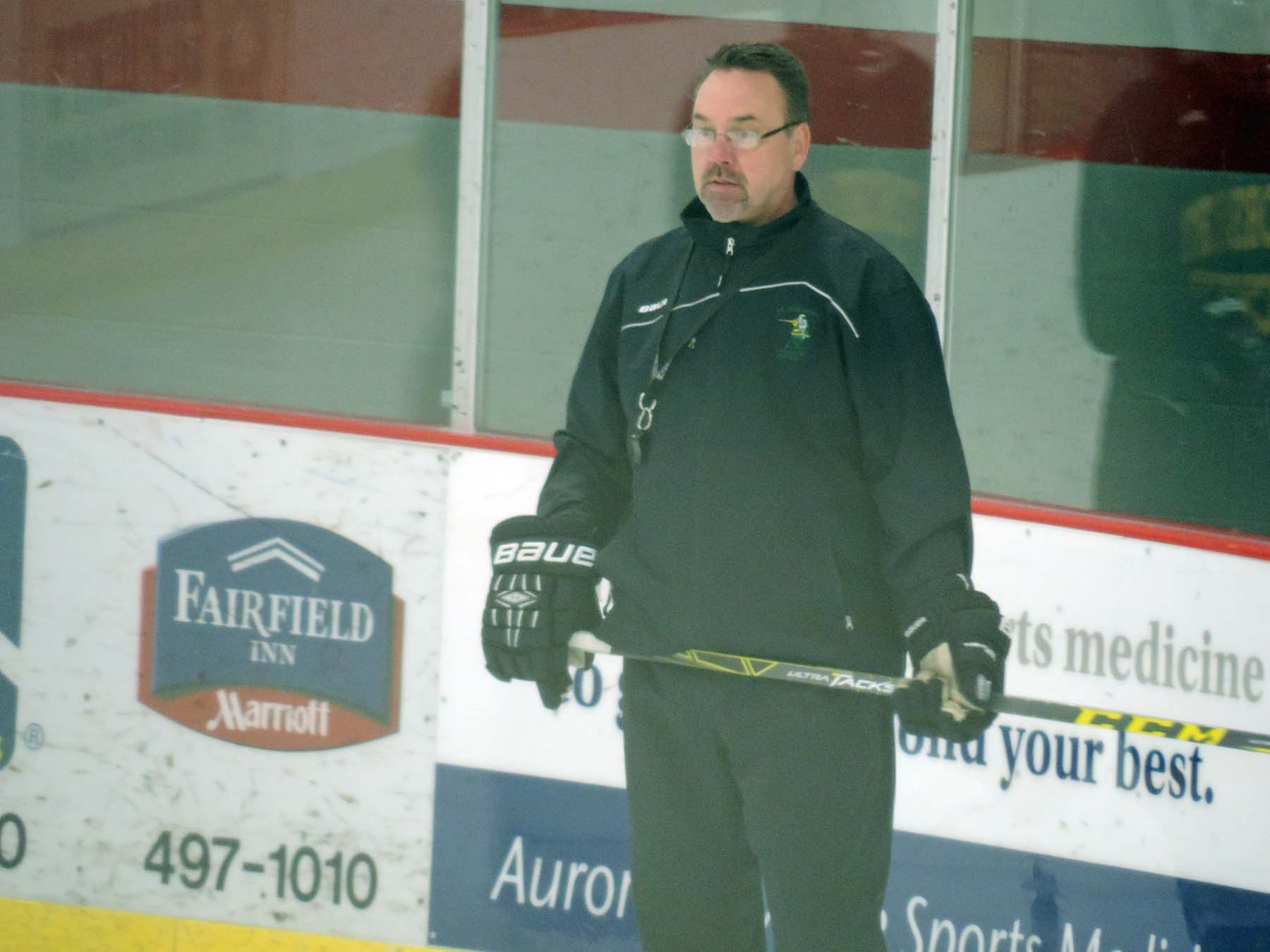 St. Norbert's Coghlin is headed for Wisconsin Hockey Hall of Fame