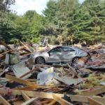 Explosion destroys Shawano County home