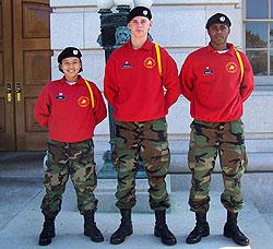 Challenge Academy Cadets