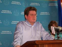 Assembly Minority Leader Jim Kreuser