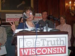 Teletruth Wisconsins Cynthia Laitman