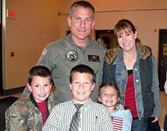 Breunig Family (Greg, Jenney, Zach, Ben, Kate)