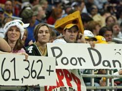 Packers Fans in St. Louis