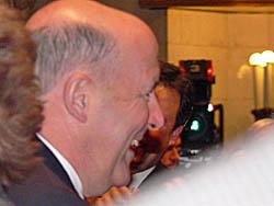 Governor Jim Doyle (Photo: Jackie Johnson)