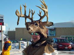 30-point buck