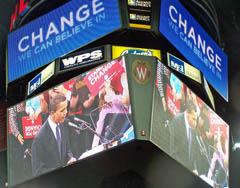 Barack Obama at Kohl Center