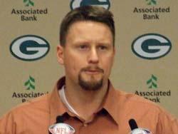 TE's coach Ben McAdoo