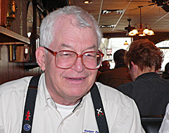 Railroad Commissioner Rodney Kreunen (Photo: Jackie Johnson)