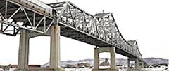 Highway 43 bridge