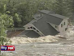 Lake Delton home (Photo: WITI My Fox Milwaukee TV)