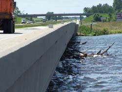 Rock River bridge at I-94.