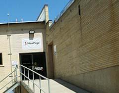 NewPage Kimberly plant