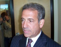 Sen. Russ Feingold (WRN file image)