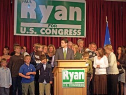 Cong. Paul Ryan