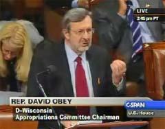 Congressman Dave Obey (D-WI)