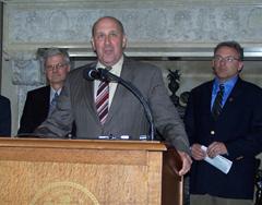 Governor Jim Doyle