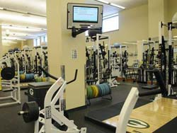 Packers weightroom