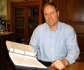 Senator Rob Cowles (Photo: Jackie Johnson)