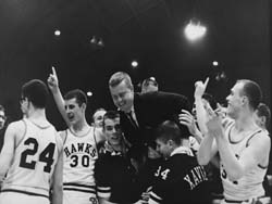 Torch Clark wins 1963 State title