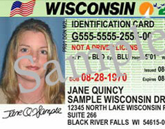 Wisconsin Drivers License (Photo: DOT)
