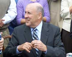 Governor Jim Doyle signs state budget