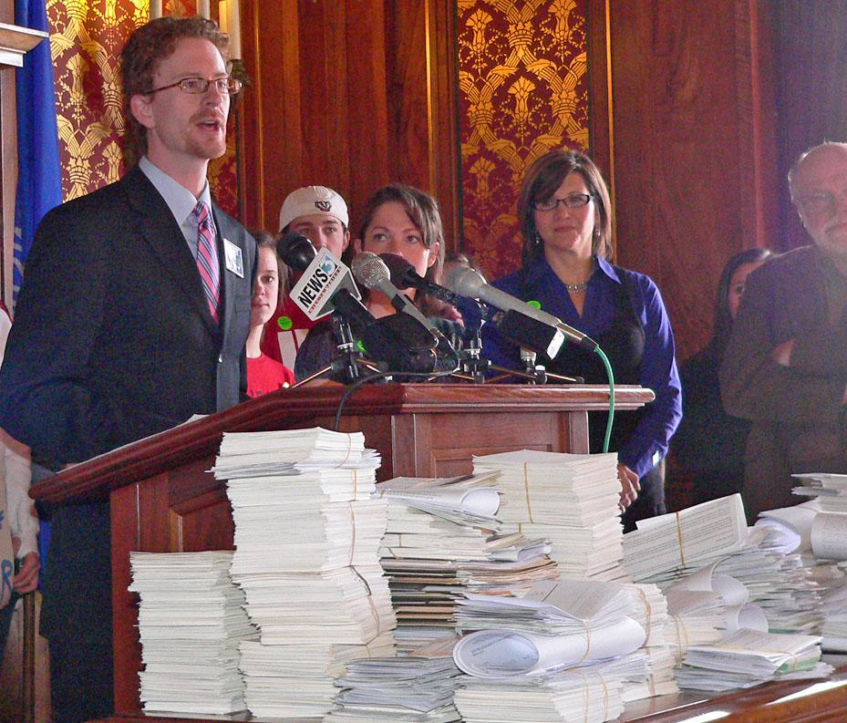 Dan Kohler of Wisconsin Environment