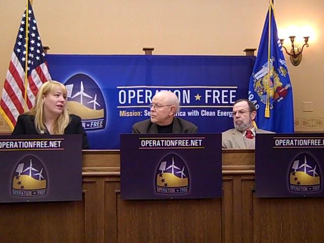 Capitol press conference