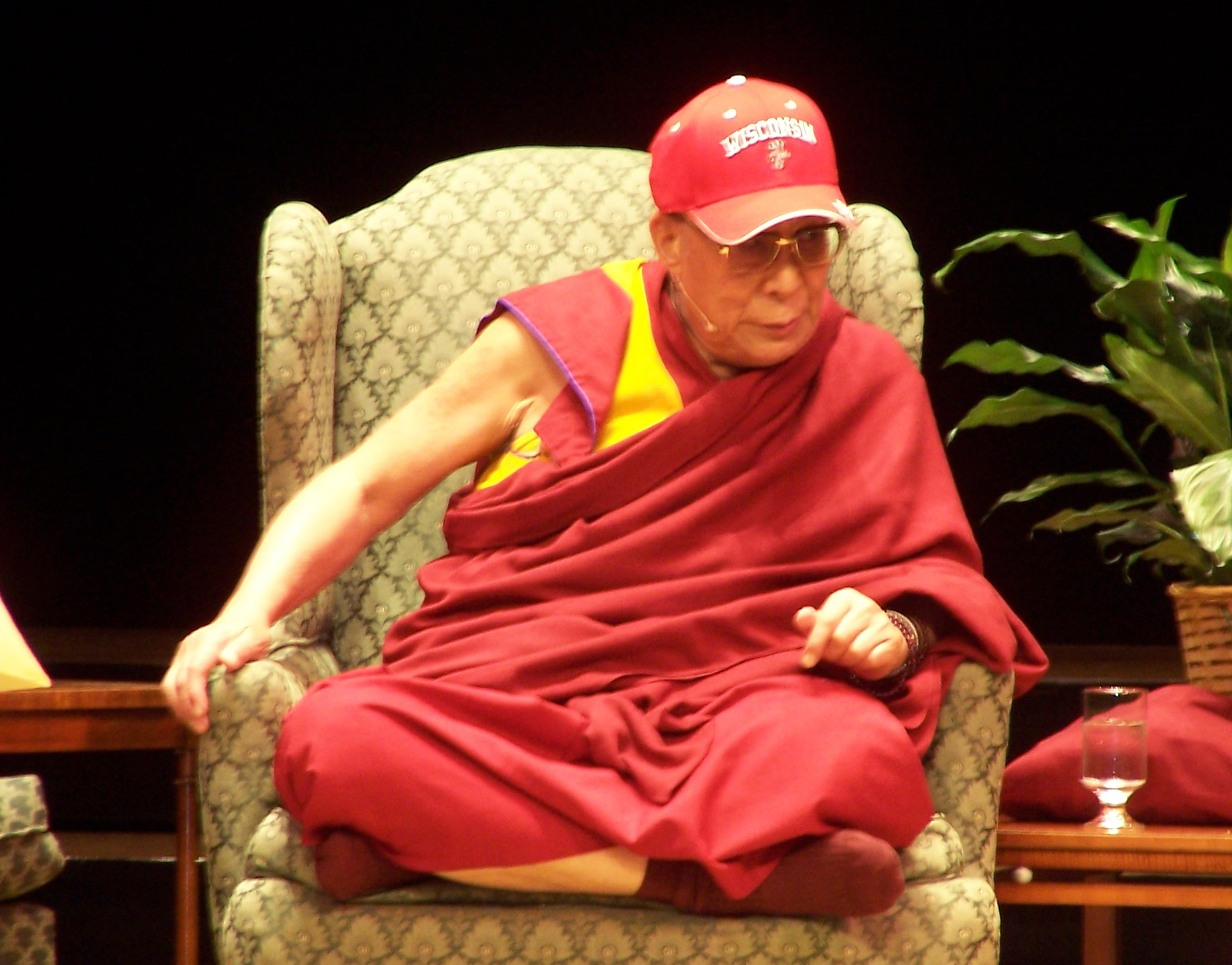 Daiai Lama (Photo: Brian Moon)