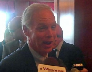 Senator Ron Johnson PHOTO: WRN