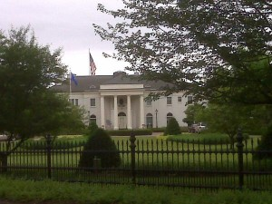 The Executive Residence (PHOTO: Bob Hague)