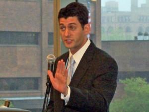 U.S. Rep. Paul Ryan (R-WI)