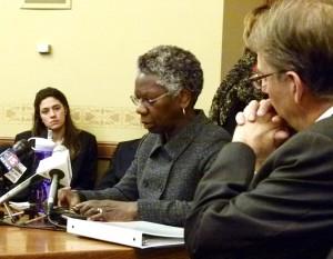 Secretary Eloise Anderson (PHOTO: Jackie Johnson)