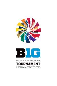 Big Ten Tournament logo