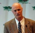 Phoenix coach Kevin Borseth