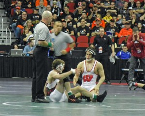 Tyler Graf wraps up 3rd place