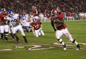 Eddie Lacy Photo/Alabama