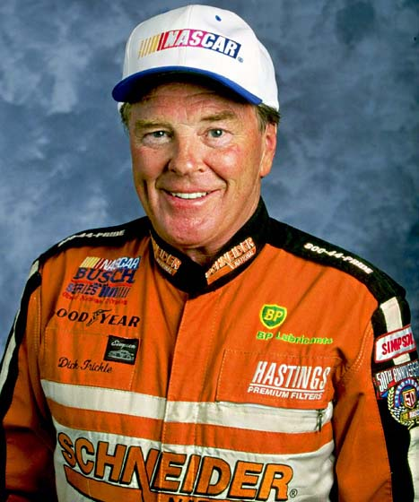 Racing World Loses One Of Its Legends
