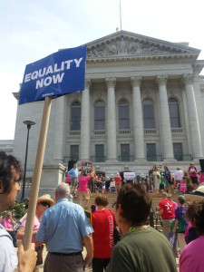 Women's Equality Day (PHOTO: Jackie Johnson)